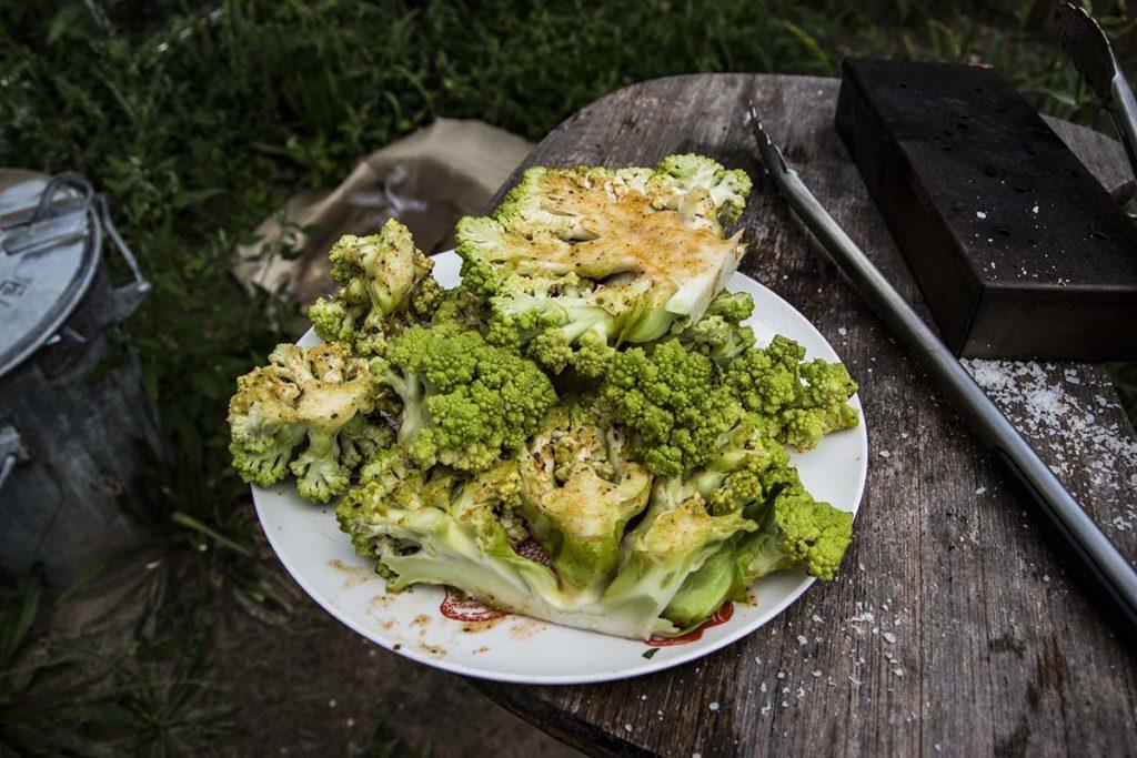 groente voor op de bbq 2