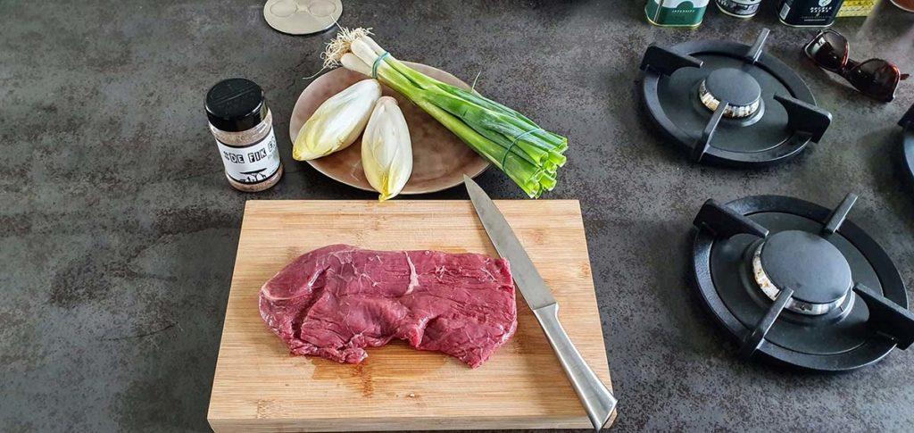 bavette vinkenlap steak bbq recept