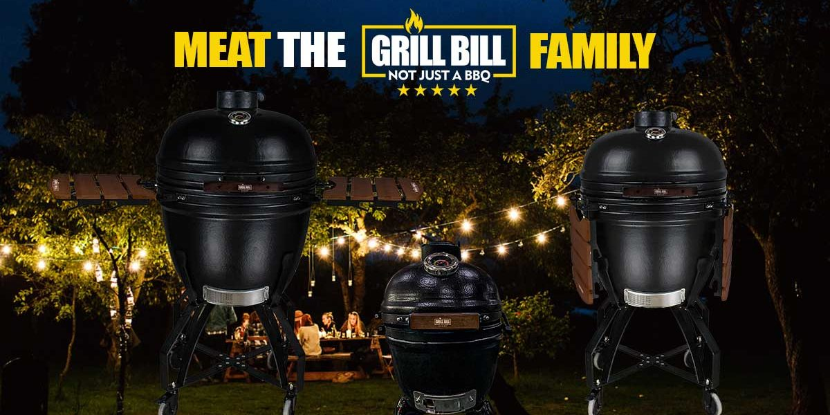 grill bill kamado bbq family