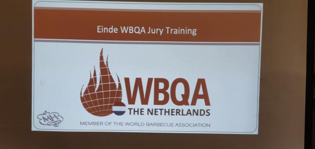 wbqa jurycursus 1