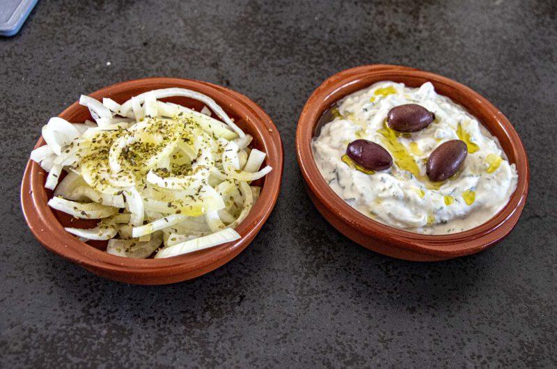 Griekse Tzatziki saus met een twist!