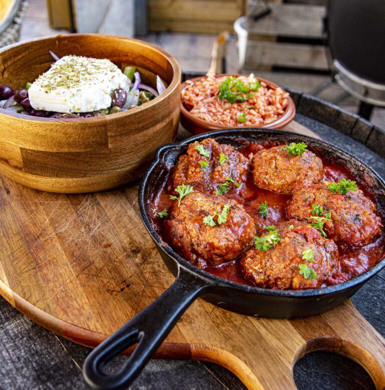 recept griekse gehaktballen van de kamado bbq 6